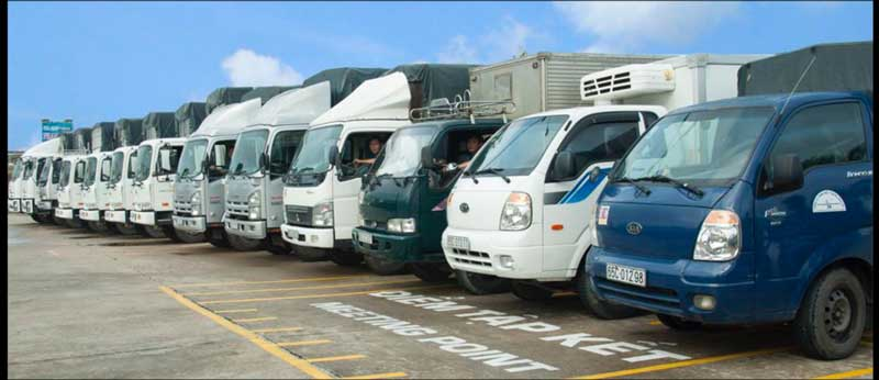 dịch vụ chuyển nhà tại Ba Đình giá rẻ