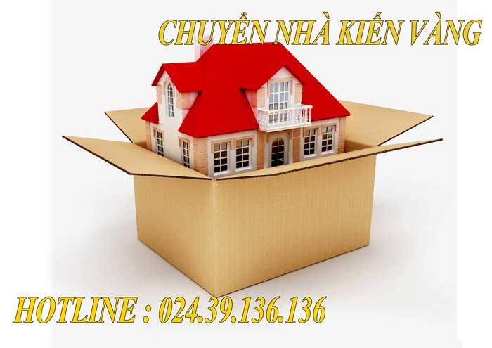 dịch vụ chuyển nhà tại Ba Đình