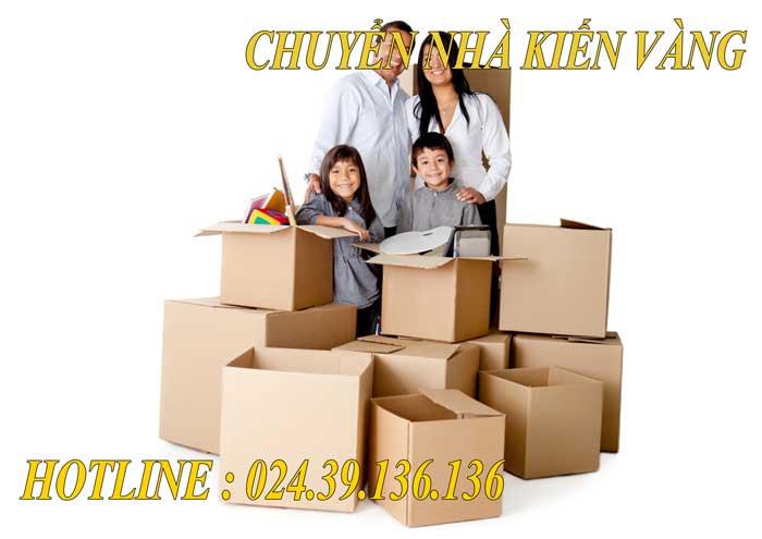 dịch vụ chuyển nhà tại Hà Đông