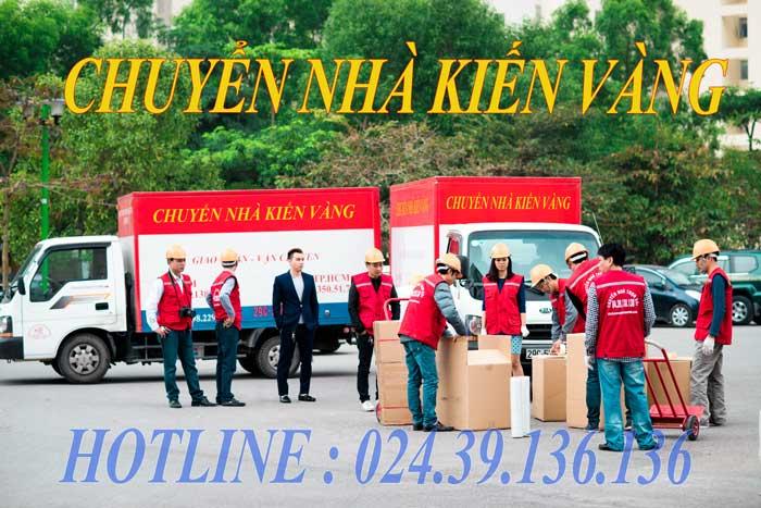 dịch vụ chuyển nhà tại quận Hoàn Kiếm