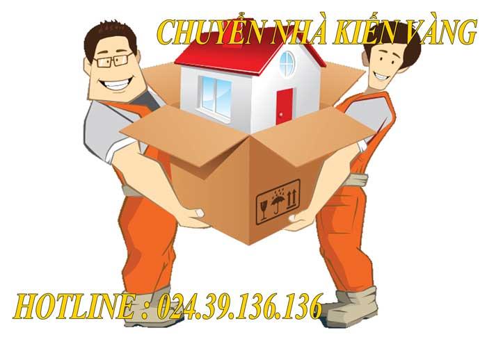 trách nhiệm chuyển nhà tại huyện Hoài Đức