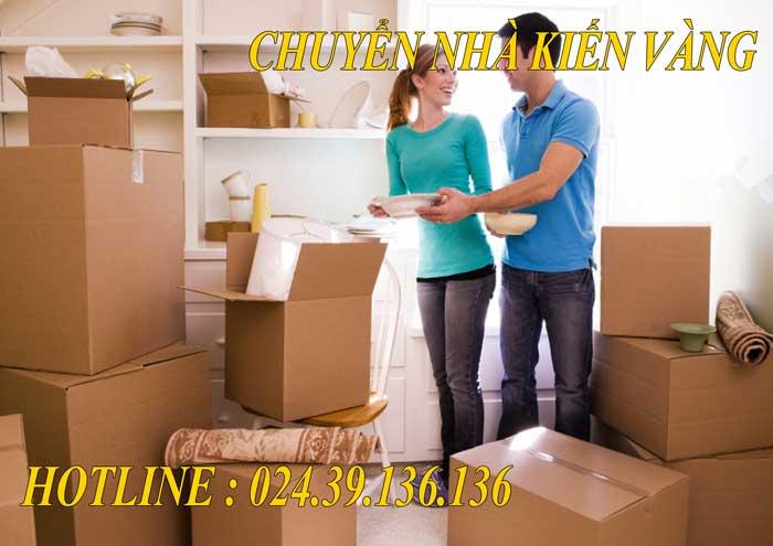 Dịch vụ chuyển nhà trọn gói tại Hai bà Trưng giá rẻ