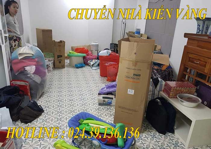 Dịch vụ chuyển nhà trọn gói tại Hai Bà Trưng kiến Vàng