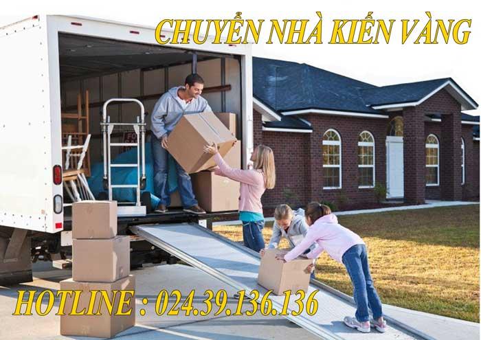 Dịch vụ chuyển văn phòng tại Long Biên giá rẻ