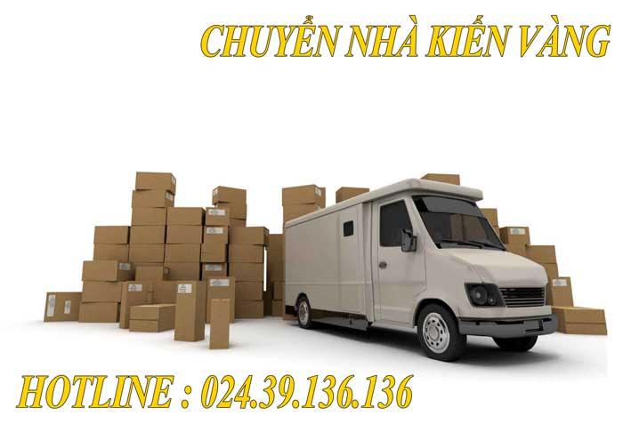Dịch vụ chuyển văn phòng tại Long Biên