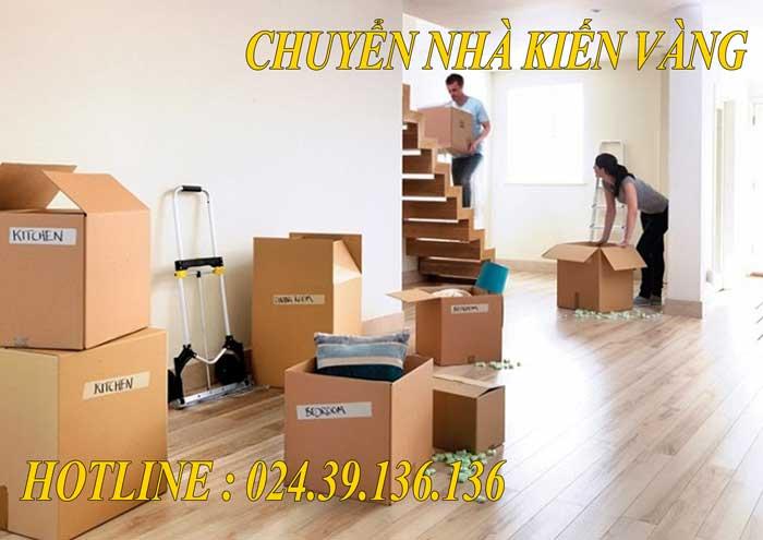 Dịch vụ chuyển văn phòng tại Linh Đàm