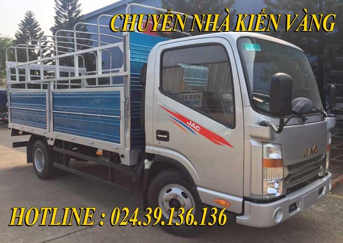 Cho thuê xe taxi tải Gia Lâm giá rẻ