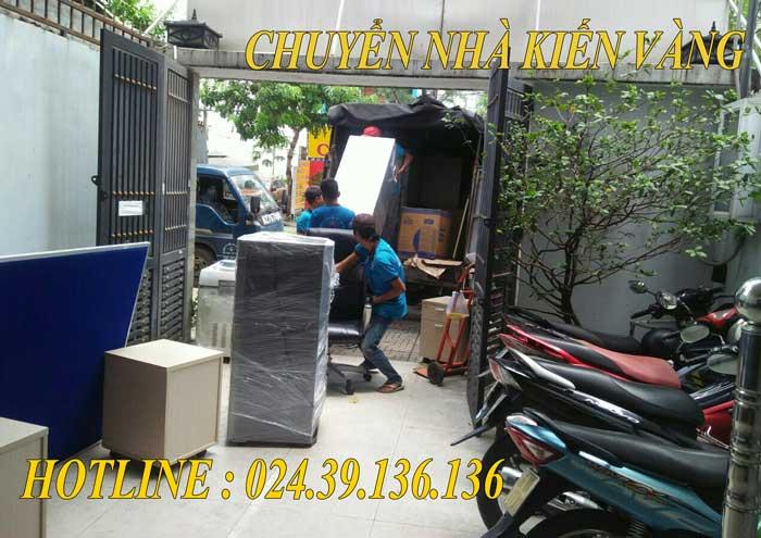 chuyển nhà trọn gói tại Ba Vì