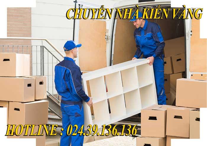 chuyển nhà trọn gói tại Quốc Oai