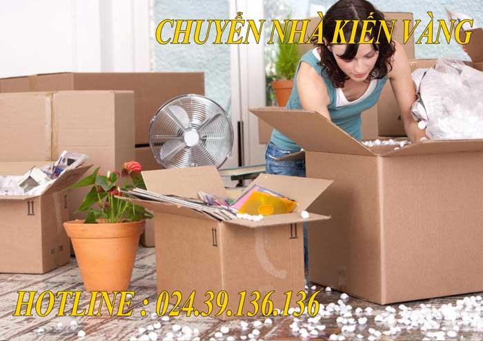 chuyển nhà trọn gói tại Sóc Sơn