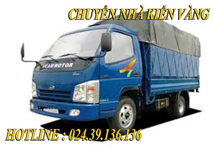 Dịch vụ cho thuê taxi tải Từ Liêm giá rẻ