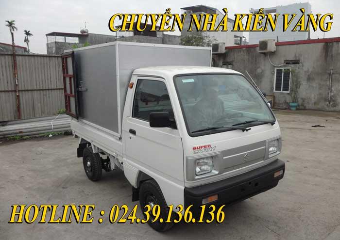 Dịch vụ cho thuê xe taxi tải Quốc Oai Kiến Vàng