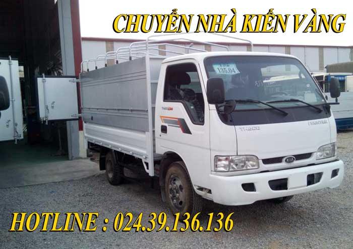 Dịch vụ cho thuê xe taxi tải Quốc Oai