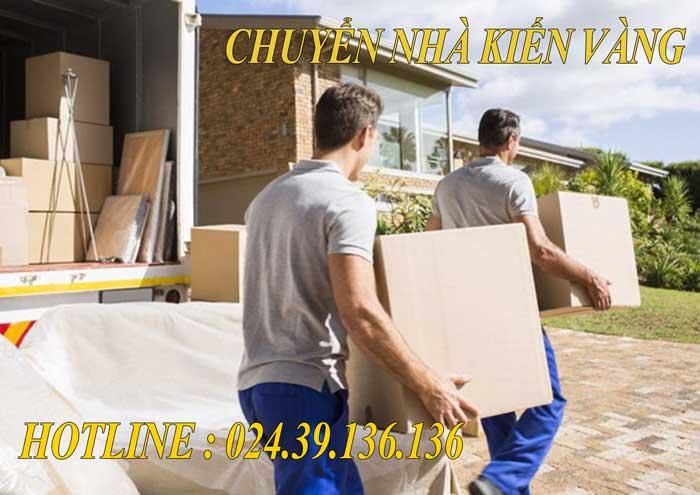 Dịch vụ chuyển nhà trọn gói tại Ứng Hòa
