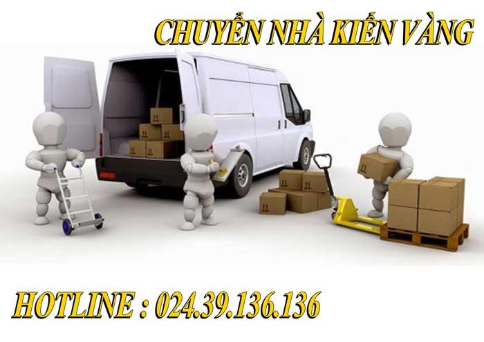 dịch vụ chuyển nhà trọn gói tại Ba Vì