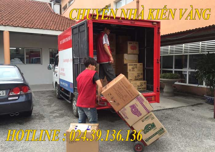 Dịch vụ chuyển văn phòng tại Hưng Yên