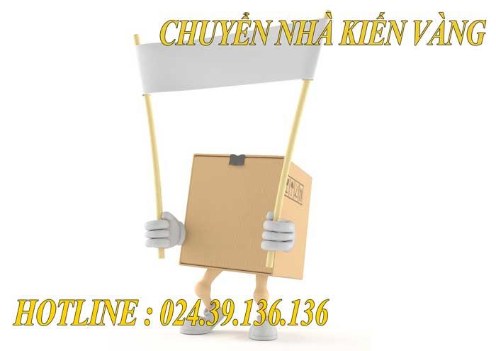 Dịch vụ chuyển văn phòng tại Thanh Oai Kiến Vàng