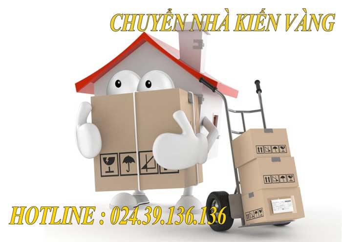 dịch vụ chuyển nhà tại Hưng Yên