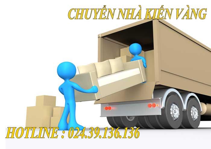 quy trình chuyển nhà trọn gói tại Phúc Thọ