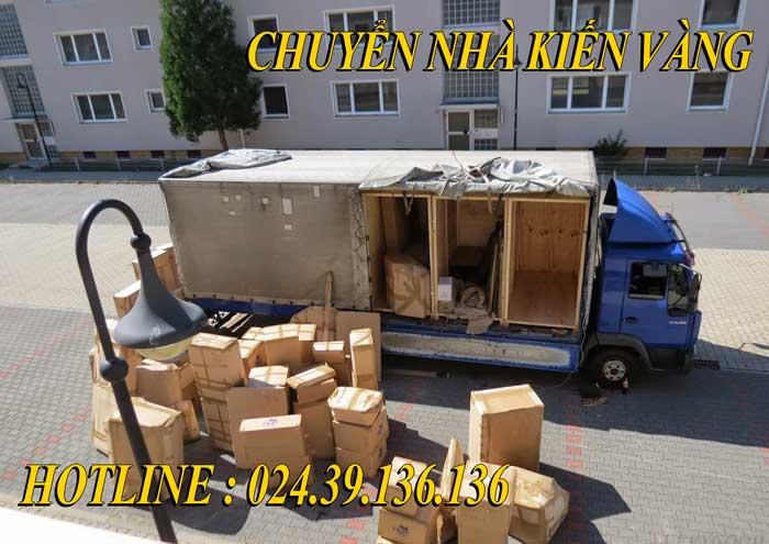 thuê chuyển nhà tại Thường Tín