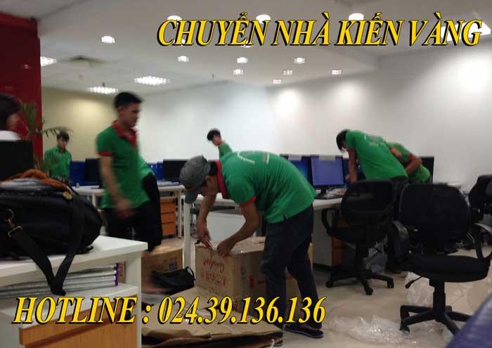 Dịch vụ chuyển văn phòng tại Thanh Trì giá rẻ