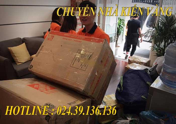 Dịch vụ chuyển văn phòng tại Thanh Xuân