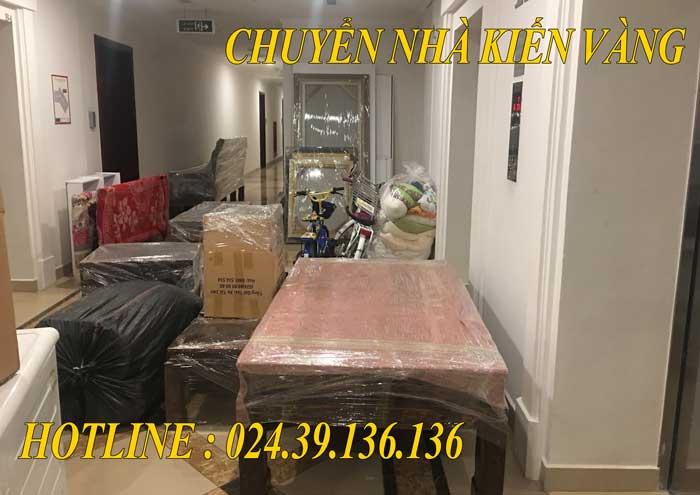 Công ty chuyển văn phòng tại Hoàng Mai Kiến Vàng