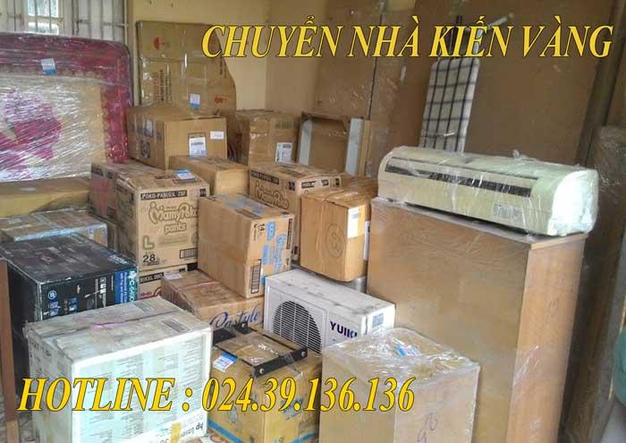 Công ty chuyển văn phòng tại Hoàng Mai