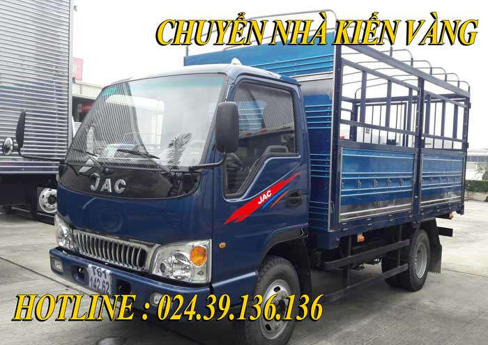 Dịch vụ cho thuê xe taxi tải Thạch Thất uy tín Kiến Vàng
