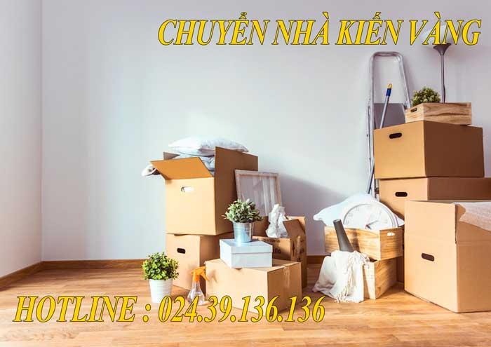 Dịch vụ chuyển văn phòng tại Gia Lâm - Kiến Vàng