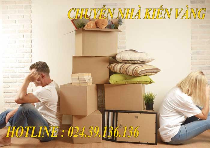 Công ty chuyển nhà tại Times City - Kiến Vàng