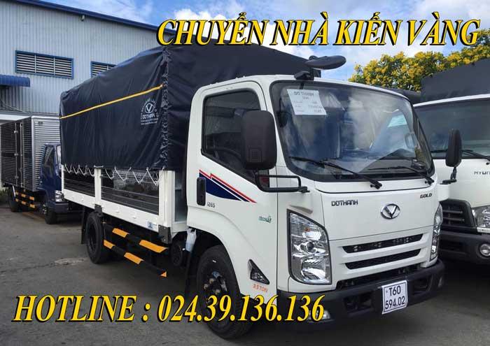 Cho thuê xe taxi tải Hải Dương