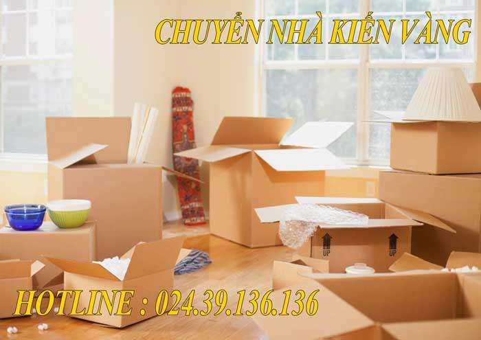 Chuyển nhà tại KĐT Nam Thăng Long giá rẻ