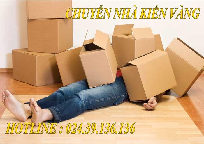 Dịch vụ chuyển nhà tại Linh Đàm giá rẻ
