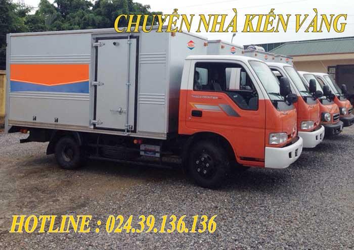 Dịch vụ chuyển nhà taih Quảng Ninh chuyên nghiệp