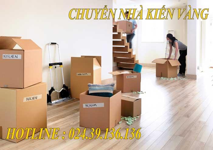 Dịch vụ chuyển nhà tại Quảng Ninh giá rẻ