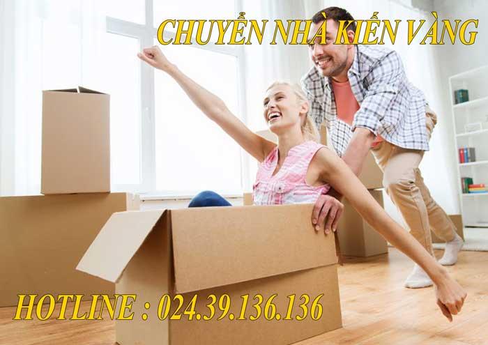 Dịch vụ chuyển nhà tại Minh Khai