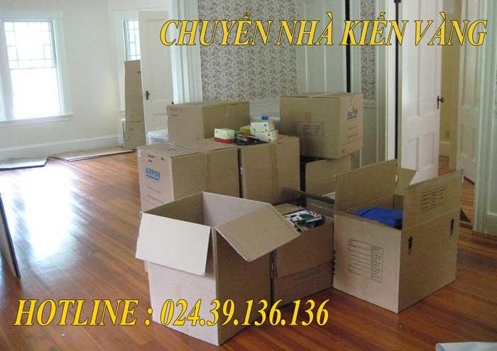 Dịch vụ chuyển nhà trọn gói tại Ciputra