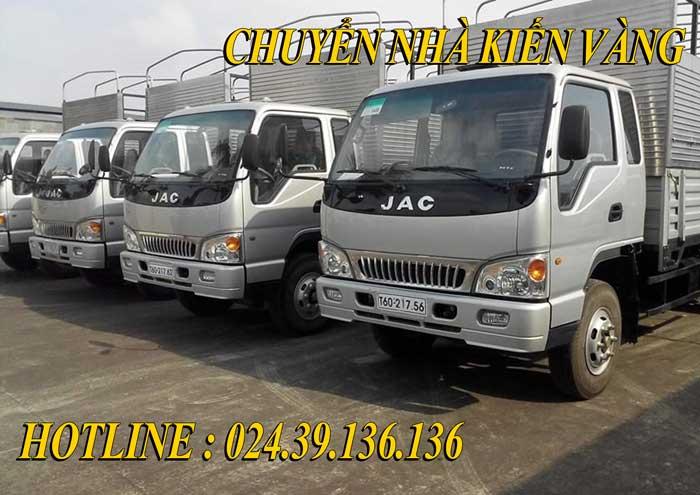 Dịch vụ cho thuê xe taxi tải Hưng Yên