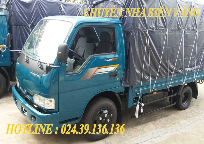 Taxi tải Kiến Vàng Hưng Yên