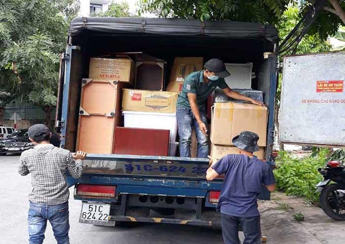 dịch vụ chuyển hàng hà nội đi đà Nẵng
