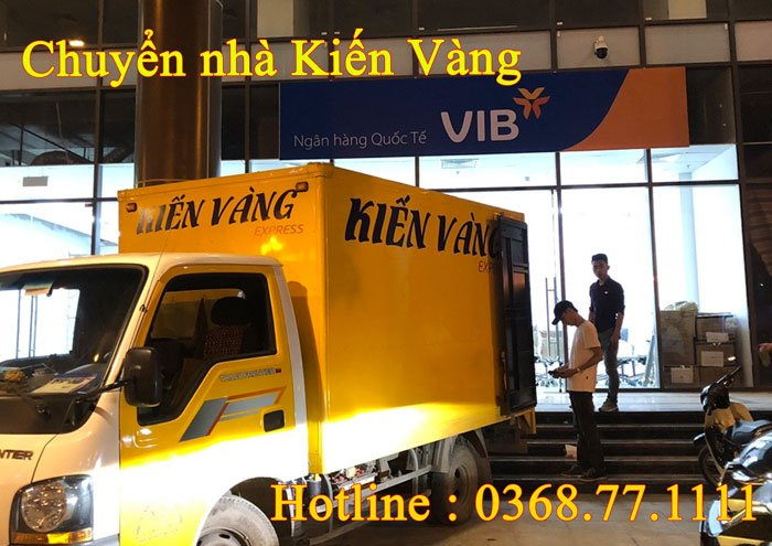 Chuyển đồ Kiến Vàng uy tín hàng đầu tại Việt Nam