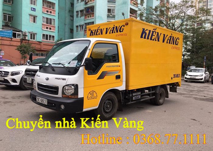 Dịch vụ chuyển nhà tại Thái Nguyên giá rẻ