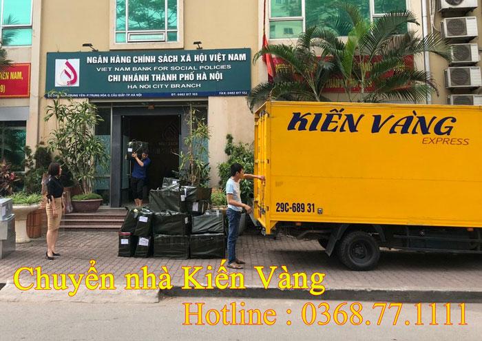Dịch vụ chuyển nhà tại Tỉnh Yên Bái giá rẻ